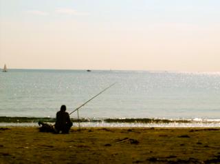 Pescadores en Tai O.