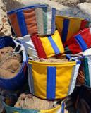 Redes de pesca en Chipre