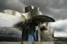 ©elojoenlalengua.blogspot.mx/ Museo Guggehneim en Bilbao