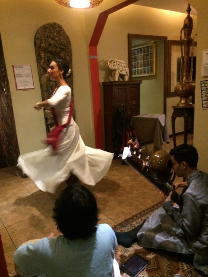 Baile y música pakistaníes