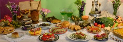 Fotomural Cocina Campechana
