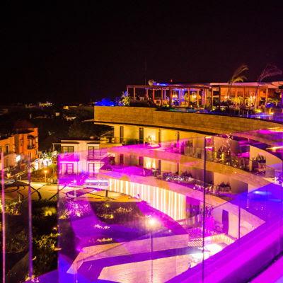 Thompson Playa del Carmen, New Year's Eve Party4