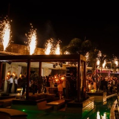 Thompson Playa del Carmen, New Year's Eve Party5